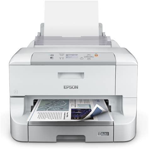 Printer Epson A3 Inkjet epson workforce pro wf 8010dw a3 colour inkjet printer ebay