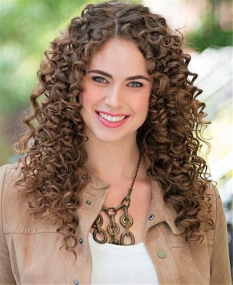 Hairstyles For Really Hair by Gorgeous Hairstyles For With Really Curly Hair