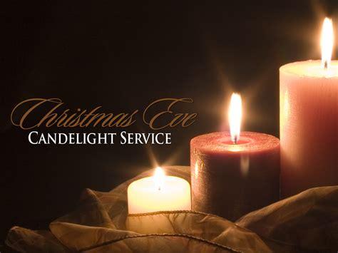 Covenant Fellowship Church Candle Light Service