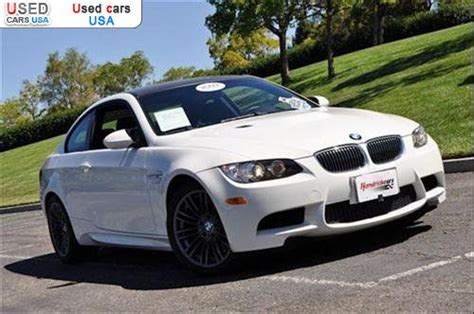 for sale 2010 passenger car bmw m3 coupe valencia insurance rate quote price 56993 used cars for sale 2009 passenger car bmw m3 coupe pleasanton insurance rate quote price 56995 used cars