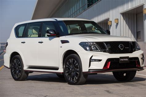 nissan patrol nismo nissan patrol full size suv gets nismo treatment