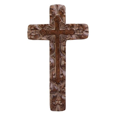 wholesale classic rustic wall cross wall decor home