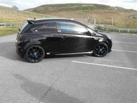vauxhall astra vxr black vauxhall 2008 corsa vxr turbo black car for sale