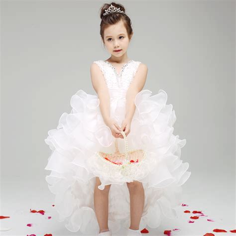 Dress Of The Day B With G Baby Doll Dress 2 by Aliexpress Buy White Baby Wedding Dress