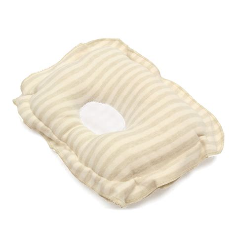 Anti Flat Pillow by Infant Toddler Baby Soft Pillow Bedding Support Anti Flat