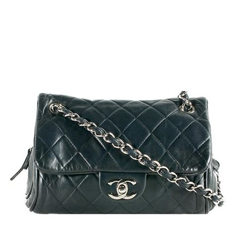 Chanel Quilted Bags by Chanel Quilted Lambskin Flap Shoulder Bag