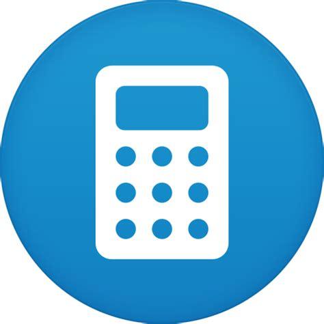 calculator png calculator icon circle iconset martz90