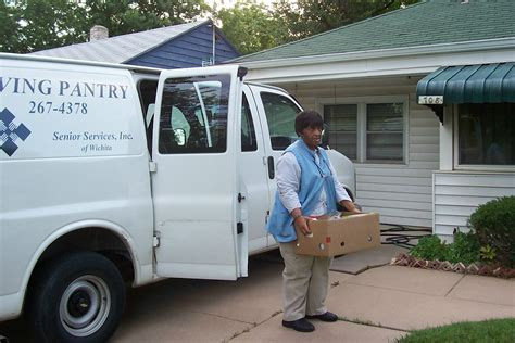 Food Pantries In Wichita Ks by Roving Pantry Senior Services Of Wichita