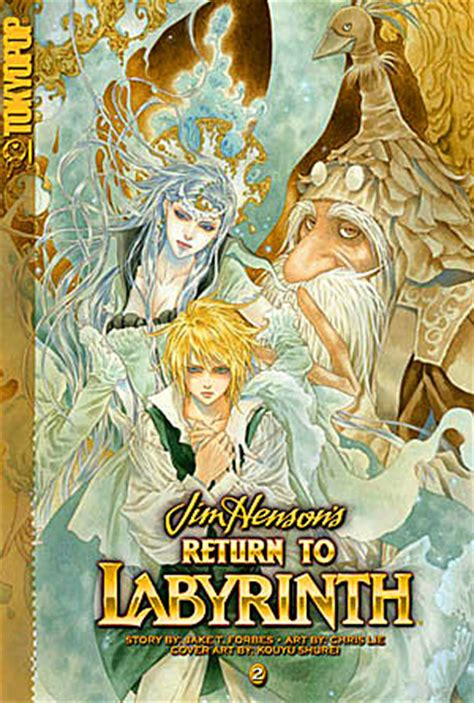 return to labyrinth return to labyrinth 2 cover flickr photo