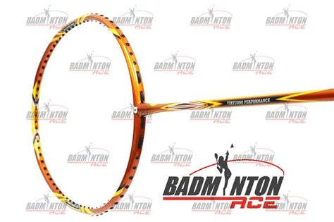apacs virtuoso performance badminton racket free string