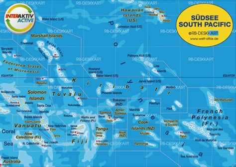 south pacific map map of south pacific several states map in the atlas of the world world atlas