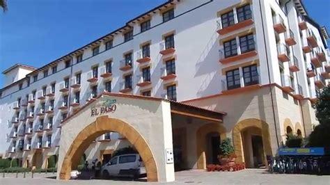 hotels with in room in el paso tx hotel el paso portaventura walk through and room september 2015