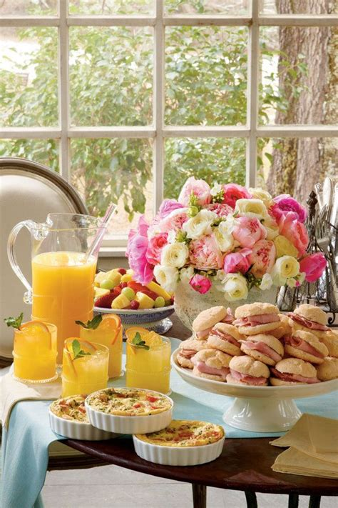 Food To Take To A Baby Shower by Best 25 Baby Shower Menu Ideas On Baby Shower
