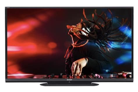 Tv Led Aquos 80 Inch sharp aquos lc80le650u 80 inch led tv that s tilt