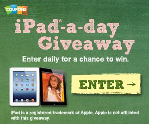Dont Forget To Enter To Win This by Don T Forget To Enter The A Day Giveaway At Coupons