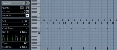 ableton swing daw drum machine swing attack magazine
