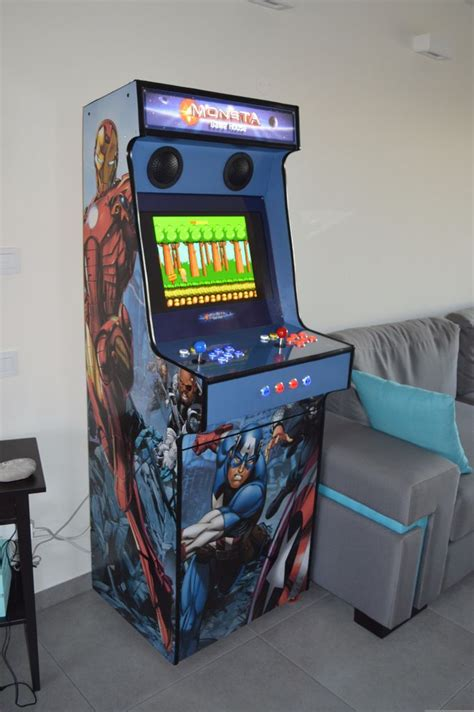 avengers arcade cabinet raspberry pi pic 1 htxt africa