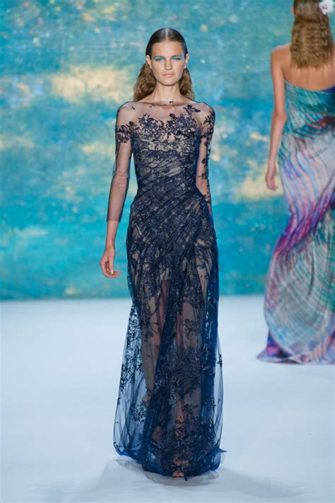 Luvieta Dress By Fj Fashion lhuillier 2013 runway pictures livingly