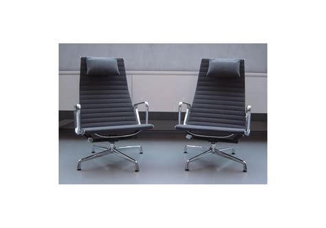 vitra poltrone aluminium chair ea 124 poltrona vitra milia shop