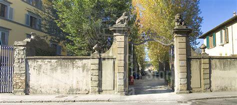 Cancello D Ingresso by Immagine Cancello D Ingresso Giardino Torrigiani Da Via