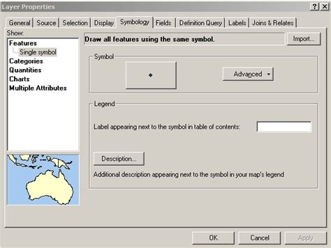 arcmap layout view background color arcgis windows and tools