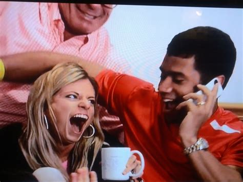 Russell Wilson Wife Meme - russell wilson s girlfriend on draft day awww