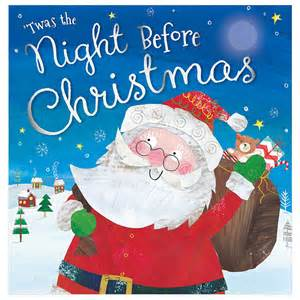 twas the night before christmas make believe ideas uk