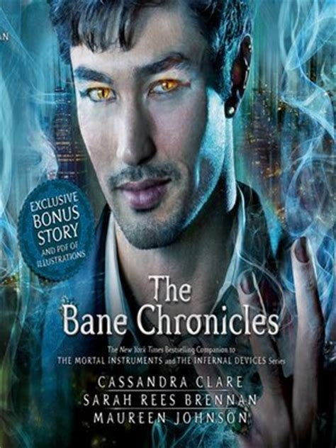 the bane chronicles audiobook on shadowhunters the bane chronicles series 183 overdrive