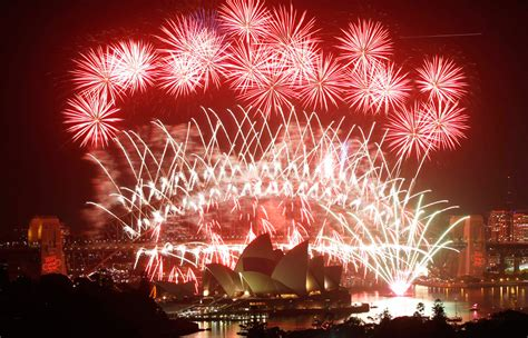 new year sydney australia a new year rolls in photos the big picture boston