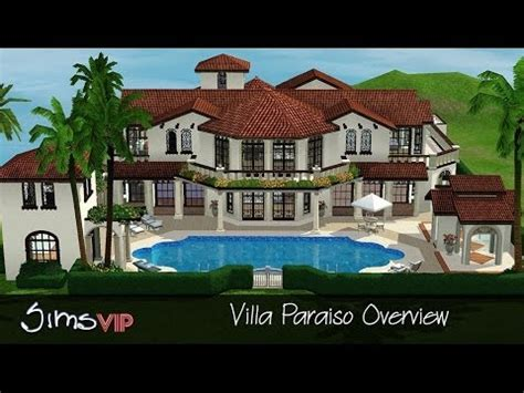 Luxe Or Less The the sims 3 store villa para 237 so video overview youtube