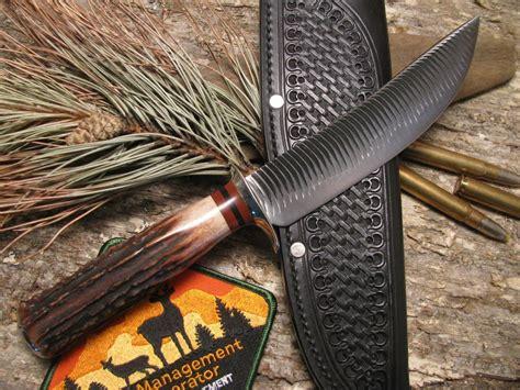 Handmade File Knives - treeman j behring file knife quot quot treeman knives