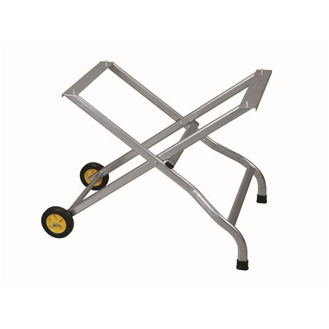 diy table saw stand with wheels folding tile saw stand with wheels