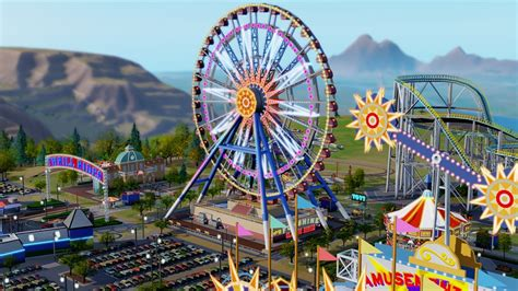 Amusement Park simcity dlc amusement park pc cdon