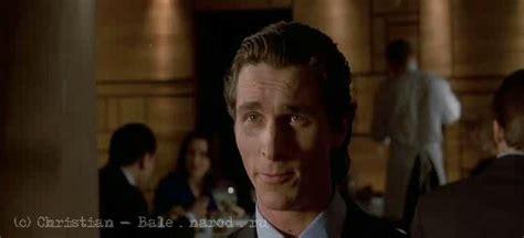 Christian Bale American Psycho Shower christian bale american psycho screencaps