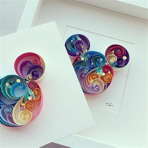 Quilling Paper Crafts - amazing quilling designs and inspiring paper crafts by