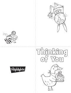 printable thinking of you card template thinking of you coloring cards printable coloring pages