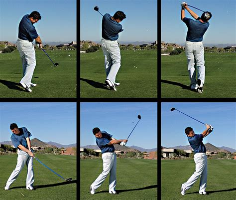 six steps to the perfect golf swing perfect golf swing drills pictures to pin on pinterest