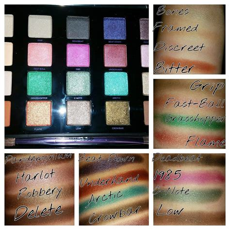 Produk Decay decay vice 4 reviews photos makeupalley