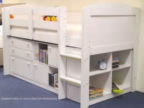 Mid Sleeper Bed White by Best 25 Mid Sleeper Bed Ideas On Mid Sleeper