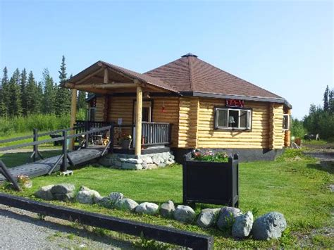octagon cabin hearty home cooked breakfast picture of golden spruce