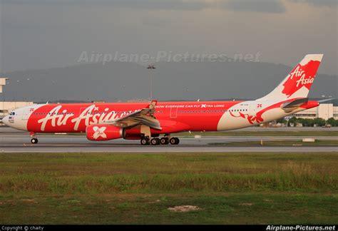 airasia member 9m xxb airasia x airbus a330 300 at kuala lumpur intl
