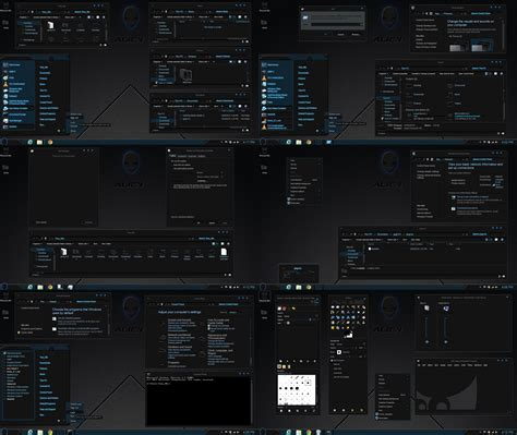 new themes for windows 8 1 2015 free windows 8 1 theme alien blue by tono3022 on deviantart
