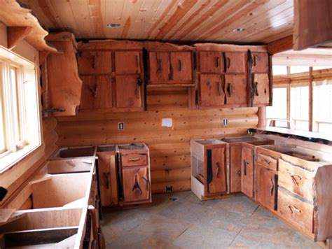 Western Style Kitchen Cabinets by Rustic Style Custom Cabinets Western Kitchen Cabinets