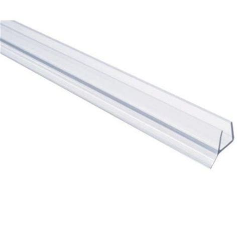Frameless Shower Door Seal by Showerdoordirect 98 In L Frameless Shower Door Seal For 1