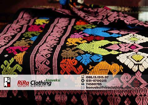 Kain Tenun Motif cantiknya kain tenun lombok