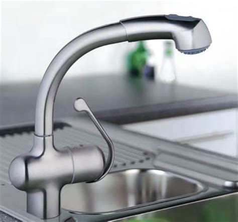 grohe ladylux kitchen faucet kitchen pull out faucets top 6 contemporary faucet picks