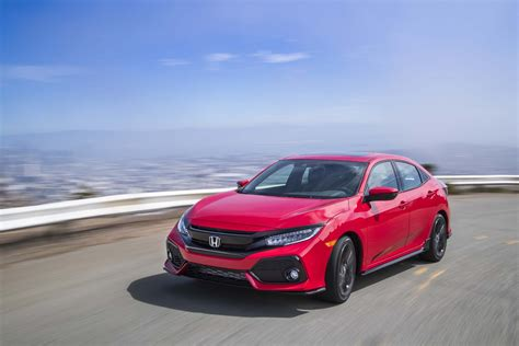 honda civic 2017 hatchback sport 2017 honda civic hatchback prototype revealed in new york