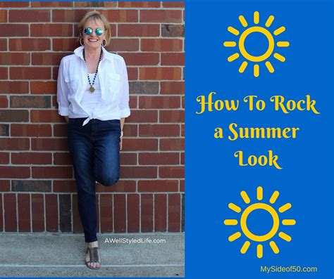 Rocking A Summer Look Already by Summer Fashion Looks From My Favorite Fashion