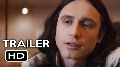 the room franco the disaster artist official trailer 2 2017 franco seth rogan the room hd