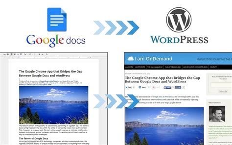 tutorial wordpress doc crear post de wordpress desde google drive con google docs